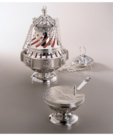 """Reproduction of """"Botafumeiro"""" Cencer, Boat and Spoon"""