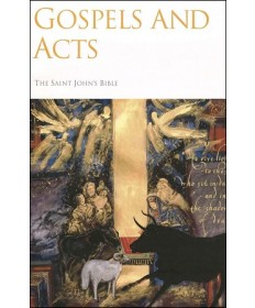 Saint John's Bible Book One: Gospels and Acts
