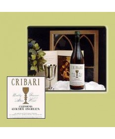 Cribari Altar Wine Golden Angelica (750 ml bottles)