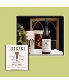 Cribari Altar Wine Reserve Light Red (750 ml bottles)