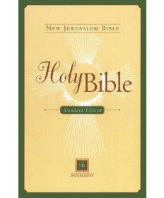 New Jerusalem Bible Standard Edition - Leather