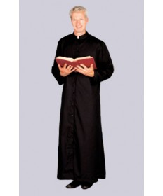 Abbey Priest or Adult Server Extra Comfort Cut Cassock