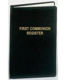 First Communion Register for 1,000 Entries