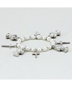 ∗∗∗SOLD OUT FOR 2017∗∗∗ First Communion Bracelet