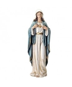 "Immaculate Heart of Mary 40"" Statue from Renaissance Collection"