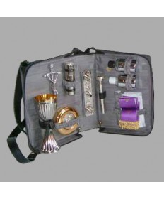 Travel Mass Kit with Grey Lining
