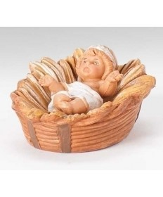"""Fontanini 5"""" Baby Jesus from Centenial Collection"""