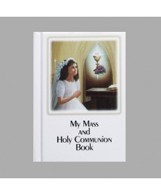 Missal for Girls with Laminated Hard Cover