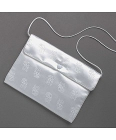 First Holy Communion Satin Purse for Girl