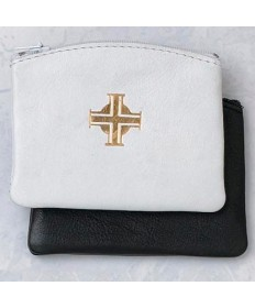 Rosary Case with Zipper Closure