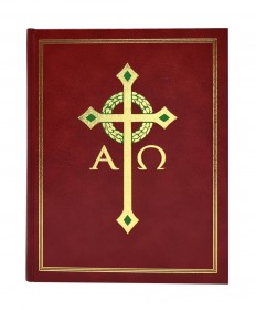 Excerpts from the Roman Missal - Deluxe Genuine Leather Edition