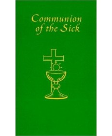Communion of the Sick - Green Paperback