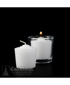 10 Hour Tapered Votive Candles