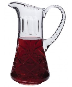 Flagon of Lead Crystal by Alviti Creations (48 oz)