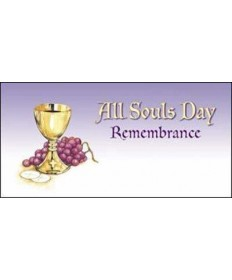All Souls Day Remembrance Offering Envelopes