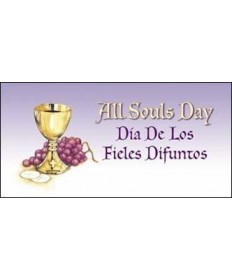 All Souls Day Remembrance Bilingual Offering Envelopes