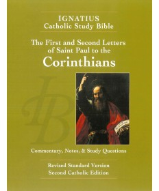 Ignatius Catholic Study Bible: Corinthians (2nd Edition)