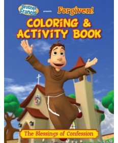 Brother Francis: Forgiven! Coloring & Activity Book