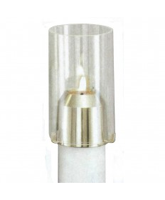 Deflector Replacement Glass for Universal Draft Resistant Burner