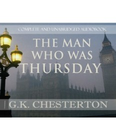The Man Who Was Thursday - G. K. Chesterton Audiobook