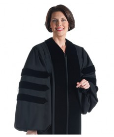 John Wesley Womens Clergy Robe H-115F by Murphy Robes
