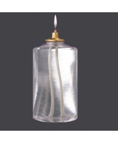 70 Hour Disposable Clear Liquid Paraffin Canister