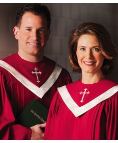 Reversible Choir Stole with Millenova Accent by Murphy Robes